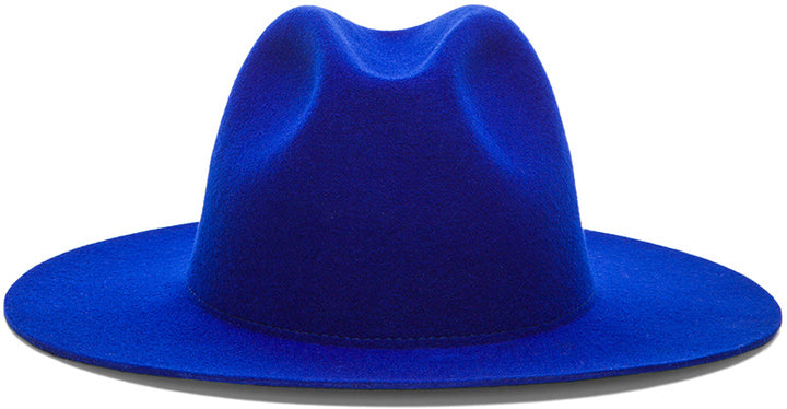 New Fall Collection | Royal Blue Fedora Hat