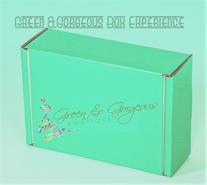 Green & Gorgeous Box Experience