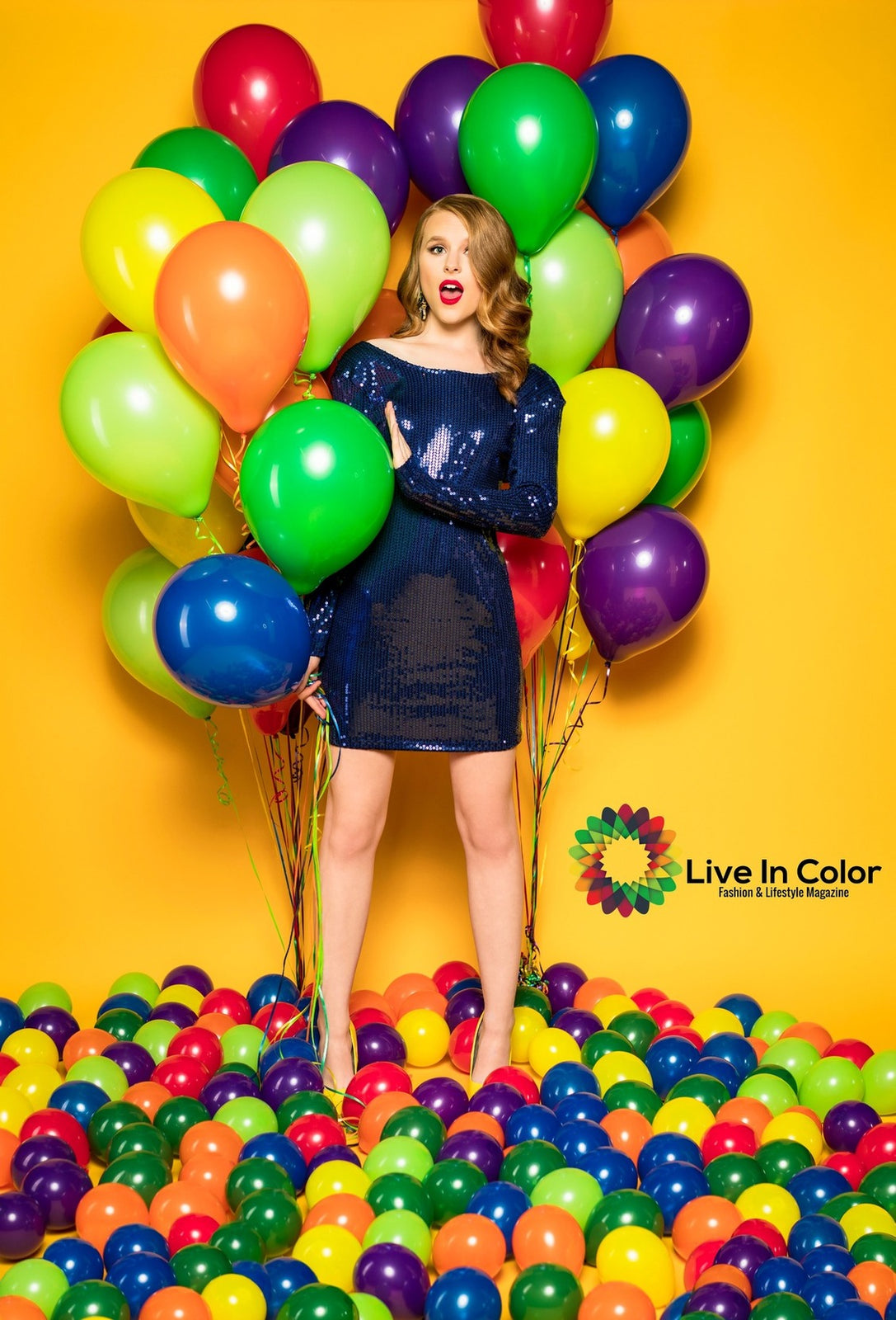 Live In Color Magazine - Advertisement | Sponsors