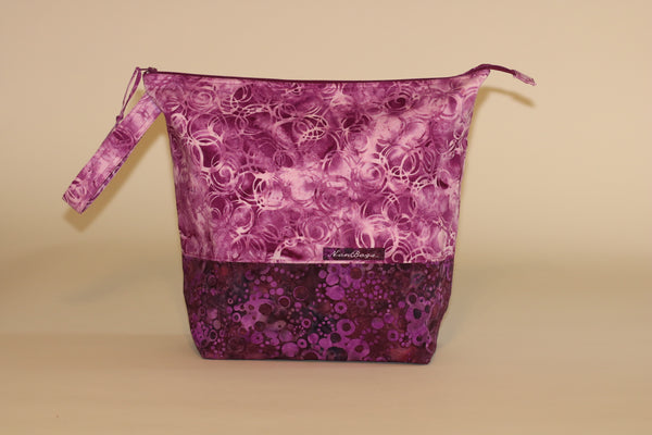 Project Bag - Fuchsia Haze