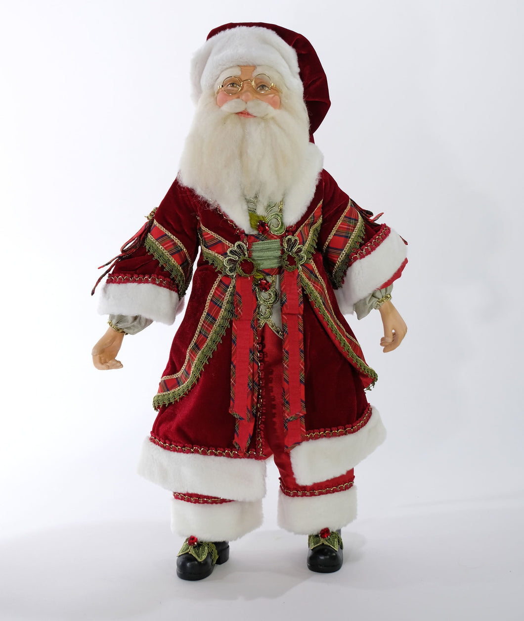 Christmas Wishes Santa Doll-24 Inch