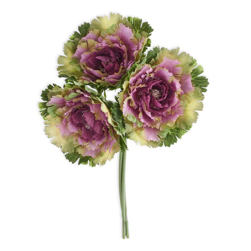 12 Inch Purple Cabbage Bouquet