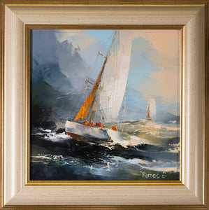 Oil Painting set ships