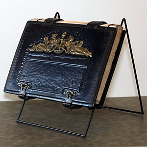 Leather Hand made Decorative Book
