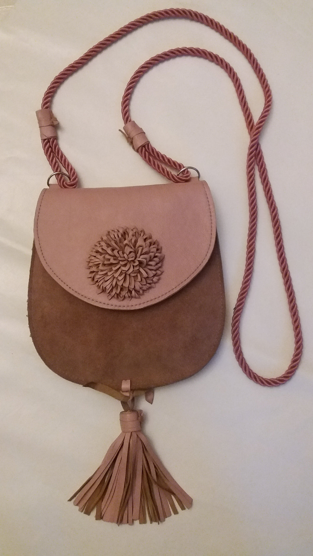 Handmade Leather little Bag