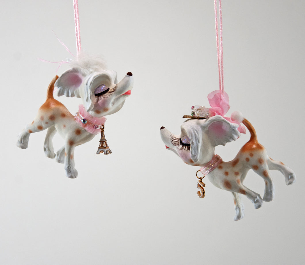 Fifi'S Dog Ornament