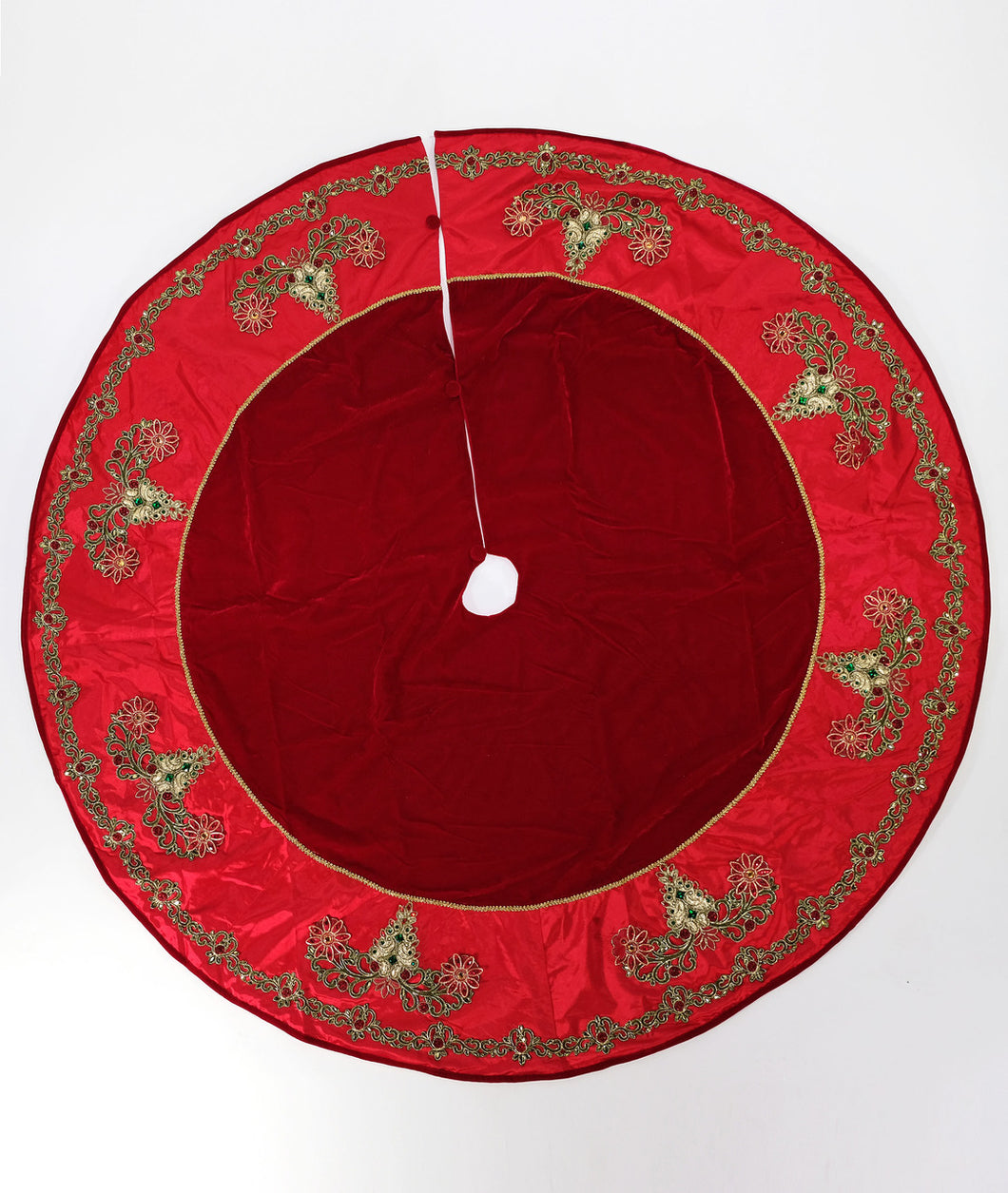Christmas Wishes Tree Skirt