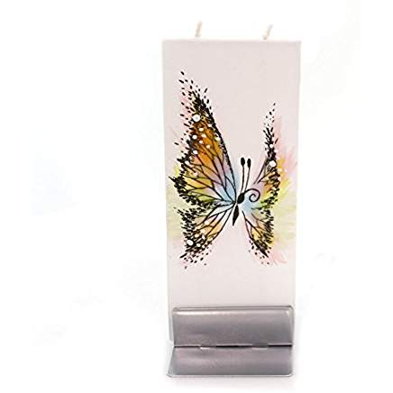 Butterfly Candle Wax Dripless