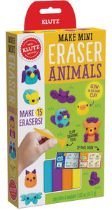 Make Mini Eraser Animal