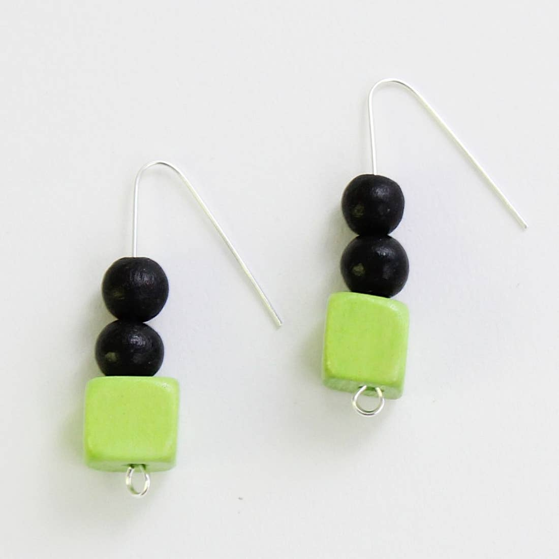 Lime Cecilia Earrings