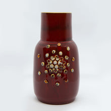 Mini Wide Ceramic Bubble Vase