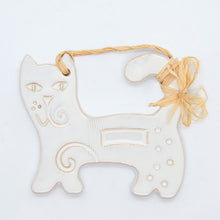 Cat Hanging Ornament - Small