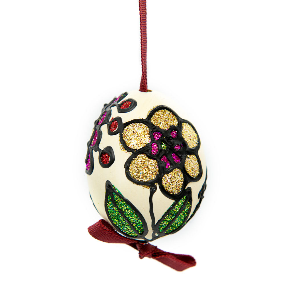Peter's Hand Painted Egg from Austria 3507