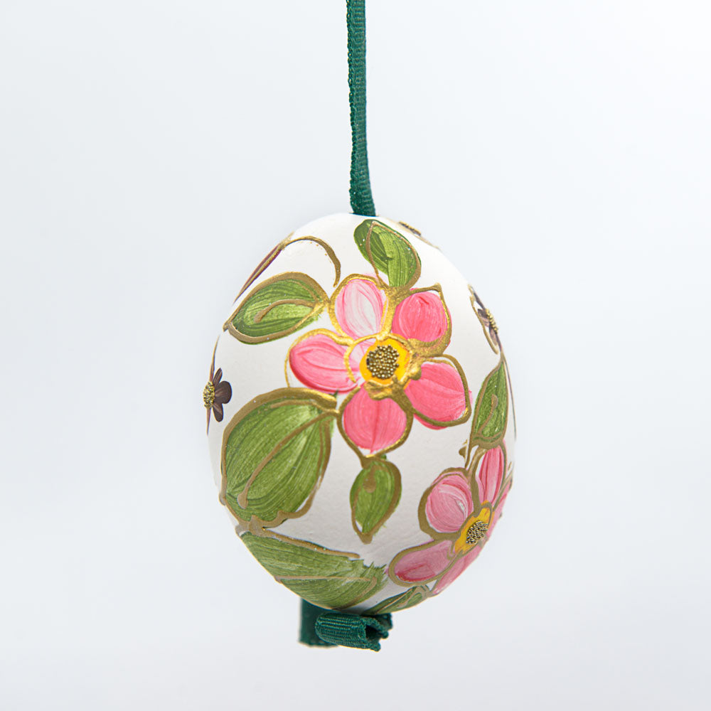 Peter's Hand Painted Egg from Austria 5952
