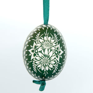Hand Painted Egg from Austria (style GS)