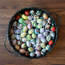 Peter's Hand Painted Eggs from Austria 6329