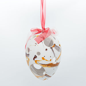 Ceramic Hanging Eggs