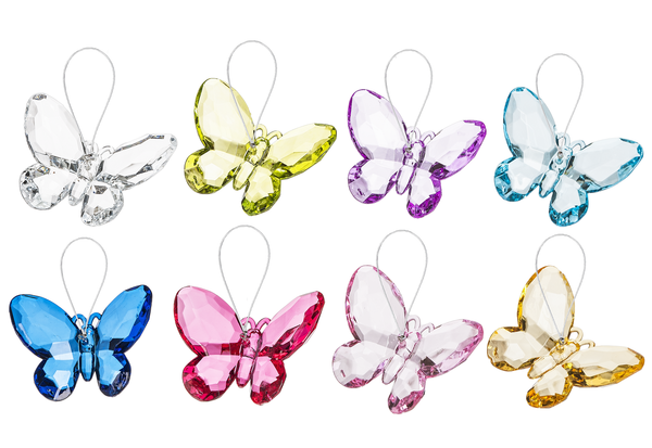 Small Butterfly Ornaments