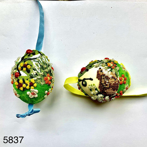 Peter's Hand Painted Egg from Austria 5837