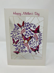 Mother's Day butterflies