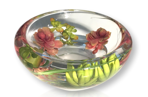 Succulent Medium Bowl