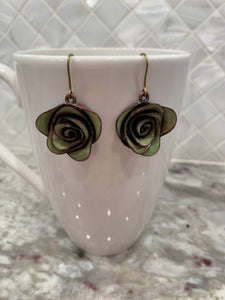 Copy of Hand made Copper Earrings 3