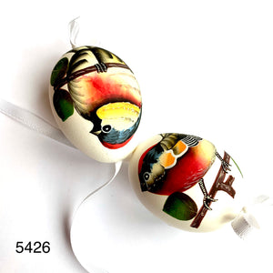 Peter's Hand Painted Egg from Austria 5426