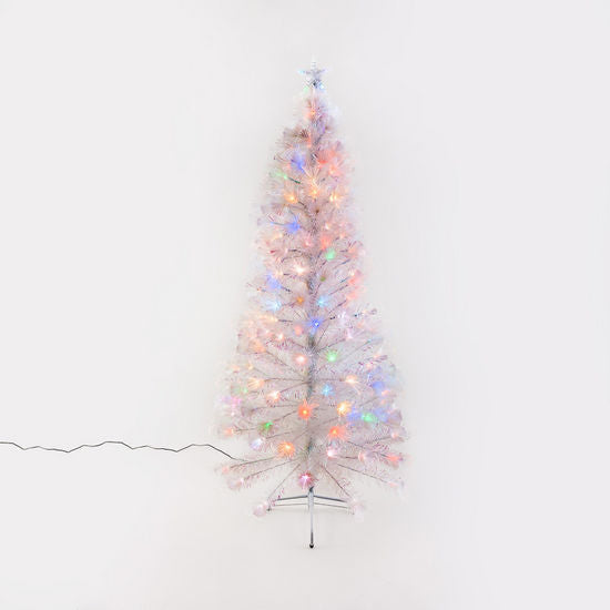 Color Burst Tree, LED, w/Adaptor, 6'