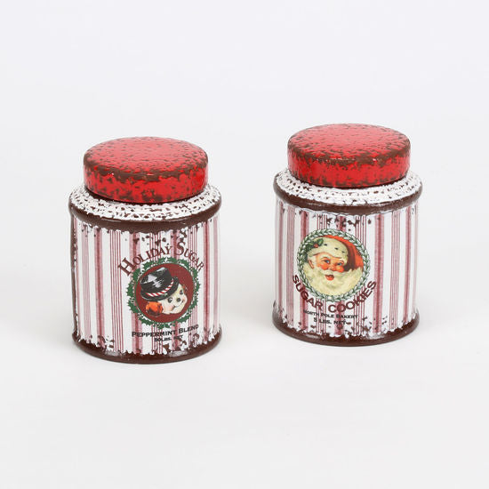 Sugar Cookies Canister