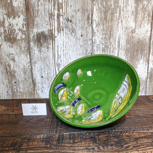 Hand made ceramic Round Bowl (Medium)