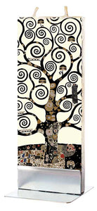 Klimt - Tree of Life Candle