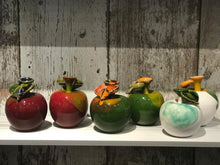 Medium Ceramic Apple