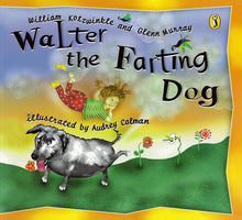 Walter the Farting Dog book