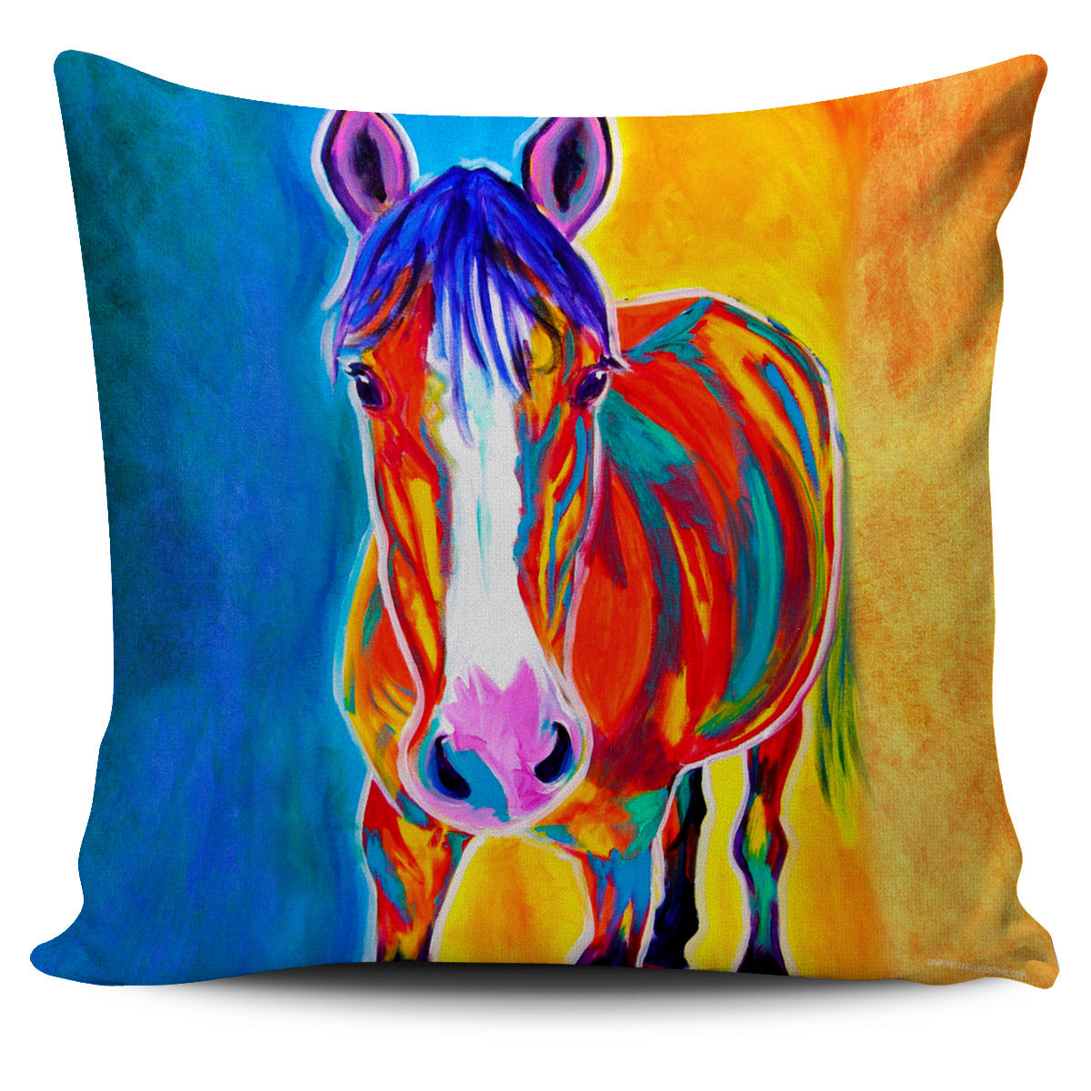 pillow work horse royal races cushions scatter tack product detail