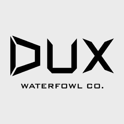 DUX Waterfowl Co. Vinyl Decal