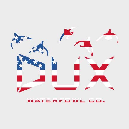 Freedom Cupped DUX Decal