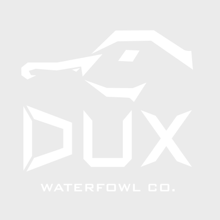 "DUX Trailer Decal - 18"" x 18"""