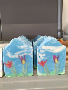 Clarkleigh Gardens Soap