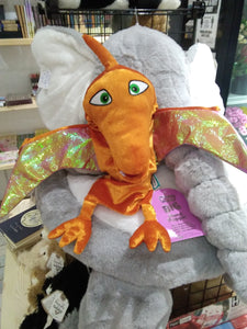 Pterodactyl Hand Puppet Toy