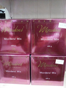 Mordens chocolate, mix