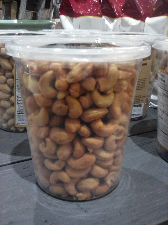 Mordens roasted nuts, cashews