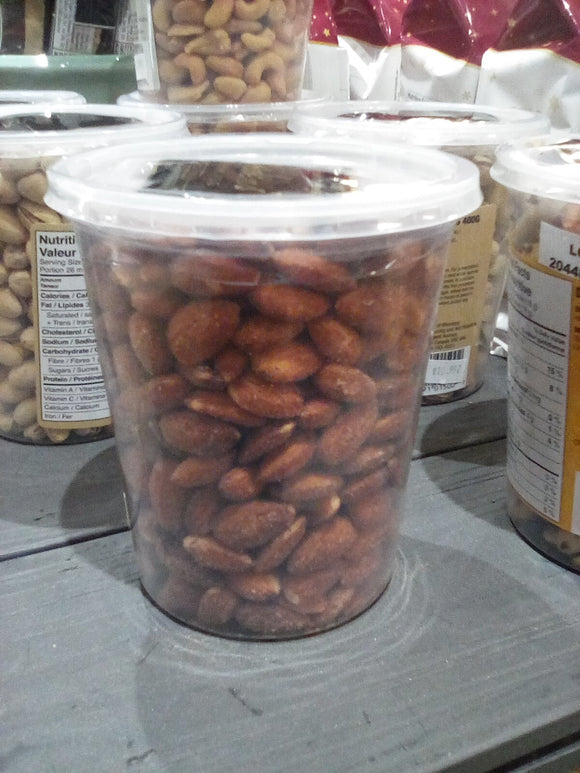 Mordens roasted nuts, almonds