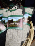 100% merino wool socks