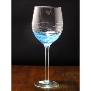 "Wine Glass ""Fish"""