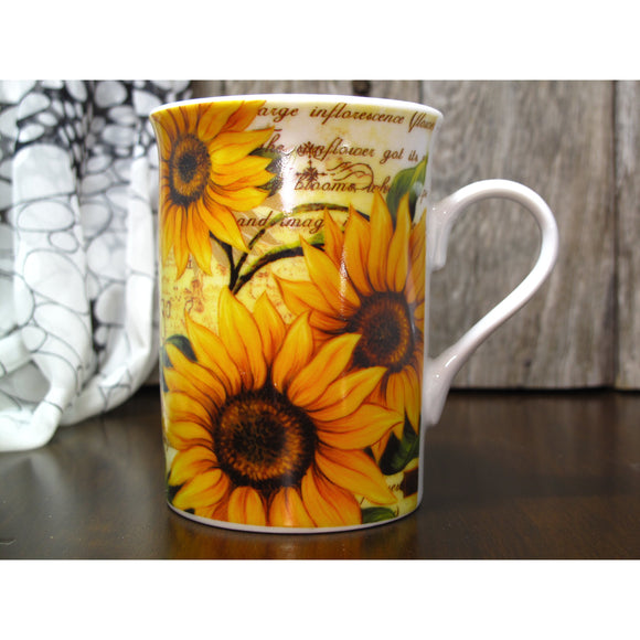 Mug - Sunflower