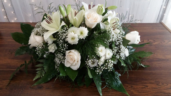 Sympathy Flower Arrangement