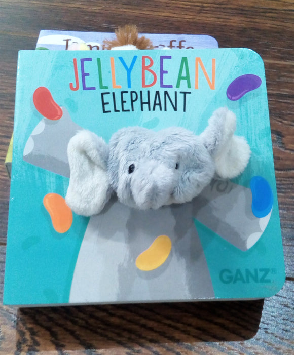 Jellybean Board Book