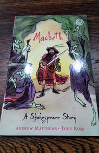 Macbeth Children's Version Book