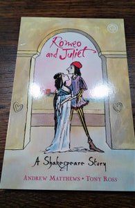 Romeo and Juliet Children's Version Book