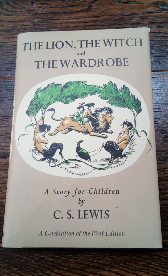 The Lion, The Witch and The Wardrobe Children's Book